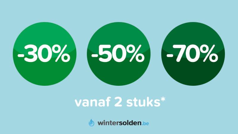 koppelverkoop sperperiode wintersolden belgie